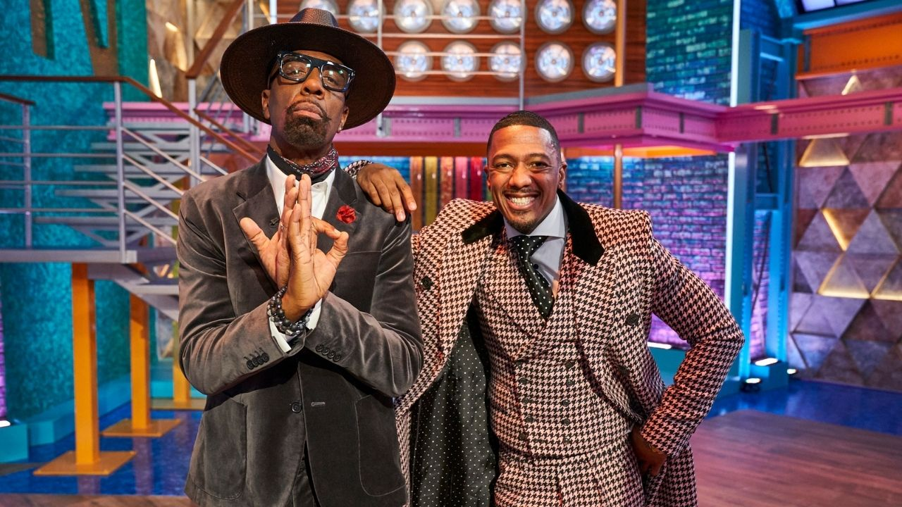 JB Smoove and Nick Cannon