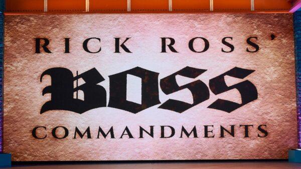 rick ross boss commandments