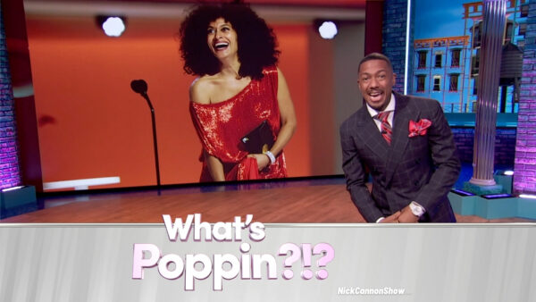 nick cannon & tracee eliss ross